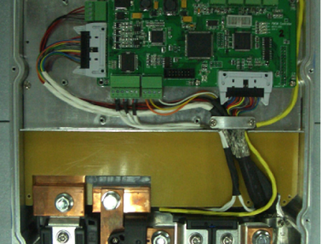 Hybrid Electric Bus Motor Controller